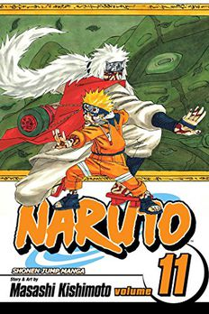 Naruto, Vol. 11 book cover