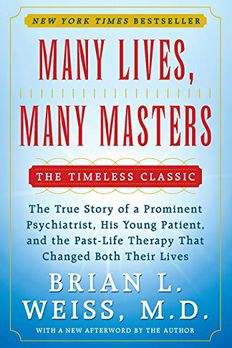 Many Lives, Many Masters book cover