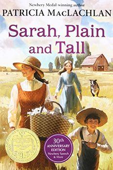 Sarah, Plain and Tall book cover