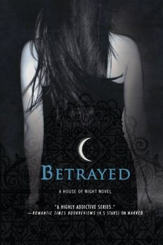 Betrayed book cover