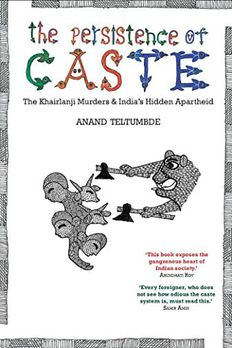 The Persistence of Caste book cover
