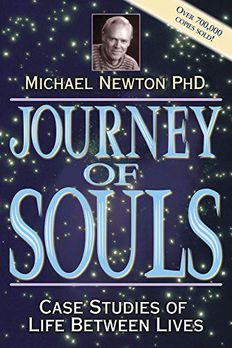 Journey of Souls book cover