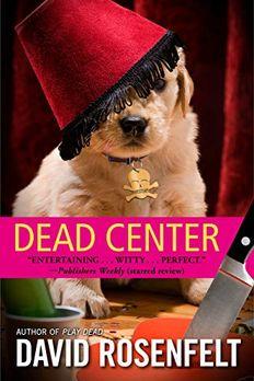Dead Center book cover