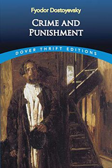 Crime and Punishment book cover