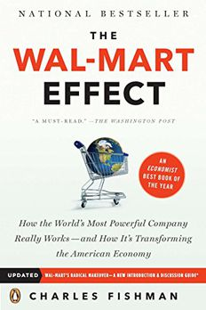 The Wal-Mart Effect book cover