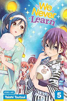 We Never Learn, Vol. 5 book cover