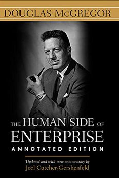 The Human Side of Enterprise, Annotated Edition book cover