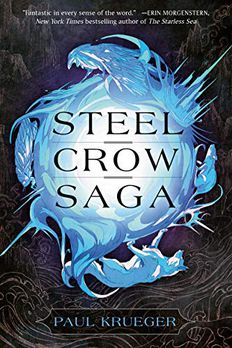 Steel Crow Saga book cover