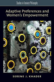 Adaptive Preferences and Women's Empowerment book cover