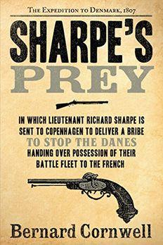 Sharpe's Prey book cover