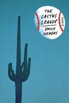 The Cactus League book cover