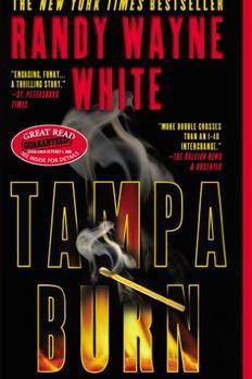 Tampa Burn book cover