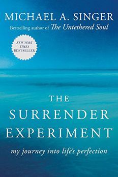 The Surrender Experiment book cover