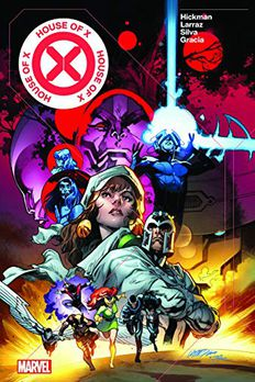 House of X/Powers of X book cover
