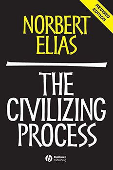 The Civilizing Process book cover