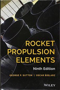 Rocket Propulsion Elements book cover