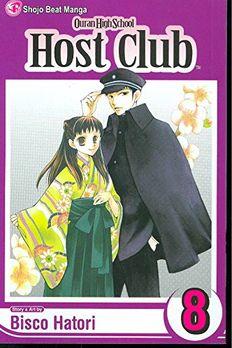 Ouran High School Host Club, Vol. 8 book cover