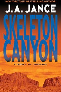 Skeleton Canyon book cover