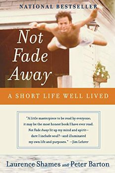 Not Fade Away book cover