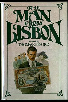 The man from Lisbon book cover