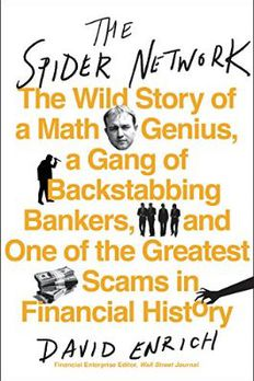 The Spider Network book cover