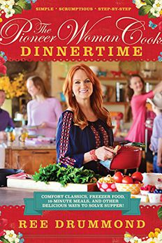 The Pioneer Woman Cooks book cover