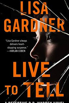 Live To Tell book cover