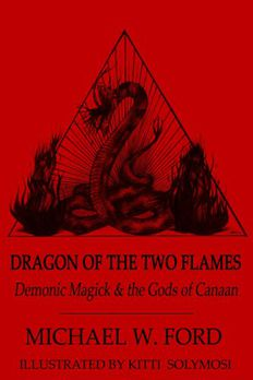 Dragon of the Two Flames book cover