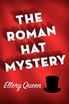 The Roman Hat Mystery book cover