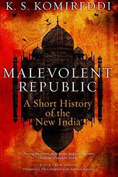 Malevolent Republic book cover