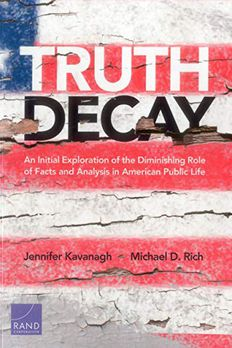 Truth Decay book cover