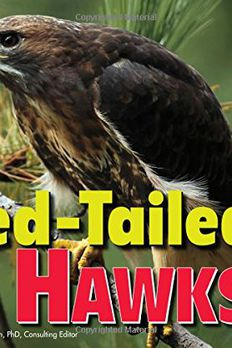 Red-Tailed Hawks book cover