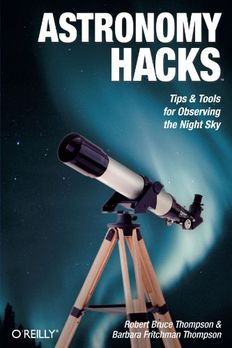 Astronomy Hacks book cover