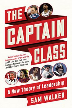 The Captain Class book cover