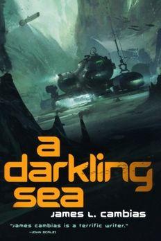 A Darkling Sea book cover