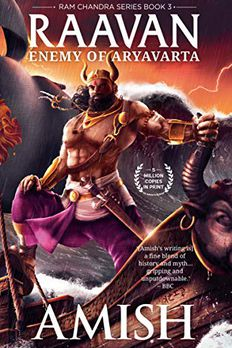 Raavan book cover