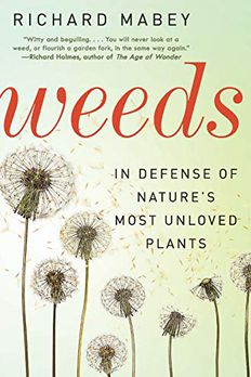Weeds book cover