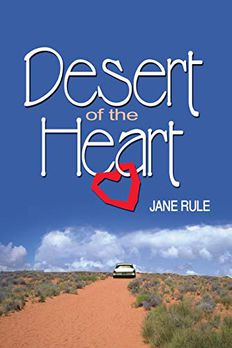 Desert Of The Heart book cover