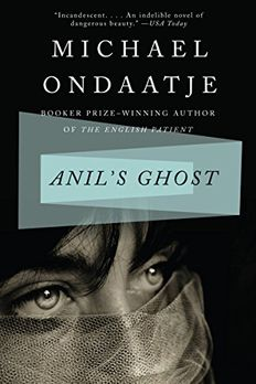 Anil's Ghost book cover