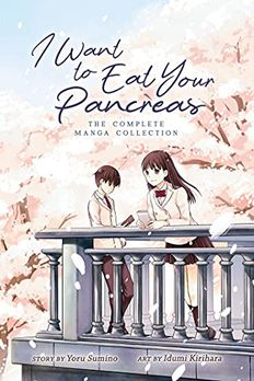 I Want to Eat Your Pancreas book cover