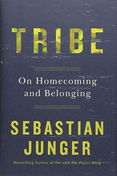 Tribe book cover