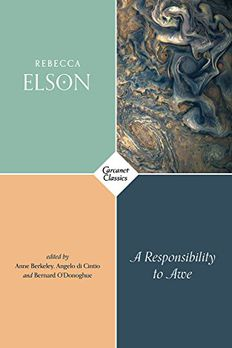 A Responsibility to Awe book cover