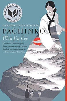 Pachinko book cover