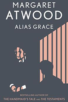Alias Grace book cover