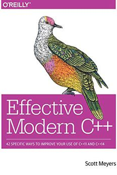 Effective Modern C++ book cover