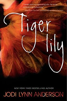 Tiger Lily book cover