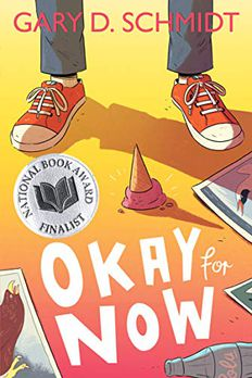 Okay for Now book cover