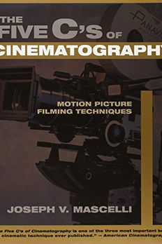 The Five C's of Cinematography book cover