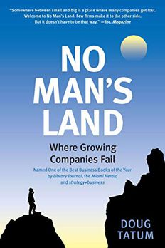 No Man's Land book cover