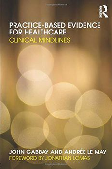Practice-based Evidence for Healthcare book cover